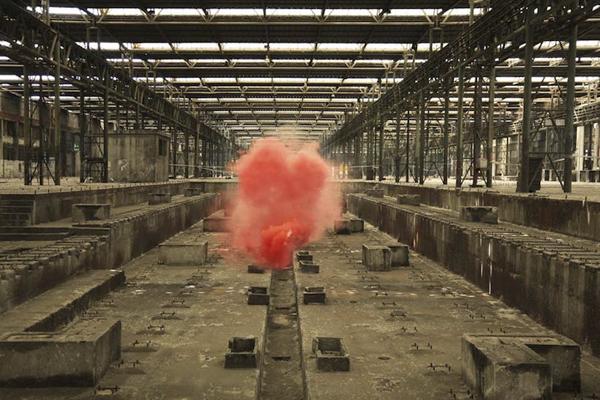 Filippo Minelli:烟雾制造的安静