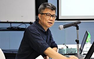 首届海丝公共艺术论坛:冯峰