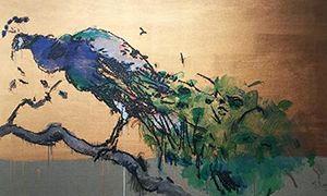 叶永青打造属于自己的艺术工作室
