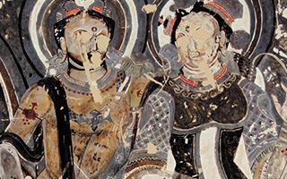 传统壁画的复制与修复研究