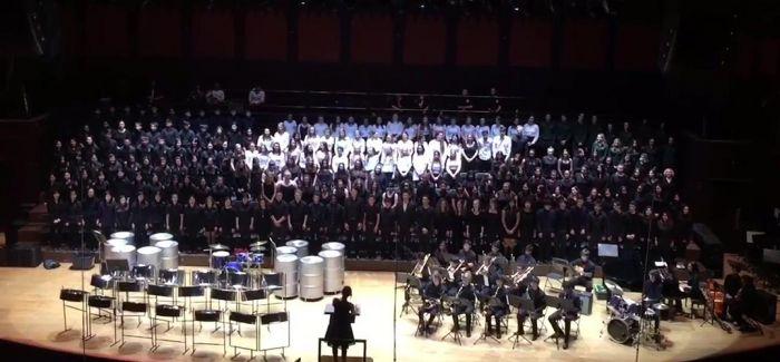 多伦多第二届国际音乐节 成多元音乐文化交流平台