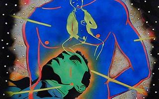 美国惠特尼美术馆展出大卫·沃纳洛威茨作品