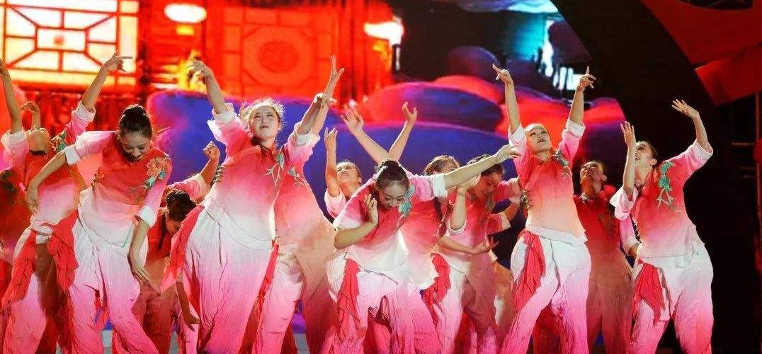 第五届中国秧歌节舞动秧歌之乡