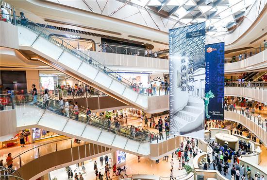LCM与大英博物馆强强联手引入首个入驻商业中心的顶级文化IP《亘古奥秘》流动体验馆