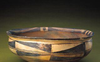 半坡遗址与半坡文化展在晋祠博物馆举行