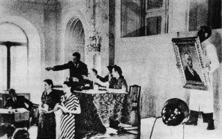"""纳粹治下德国艺术界的""""净化"""""""