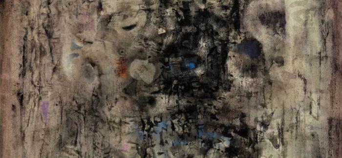 现代亚洲艺术中的抽象画派