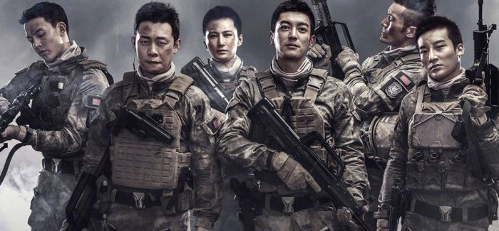 """《红海行动》""""攻进""""奥斯卡奖最佳外语片提名"""