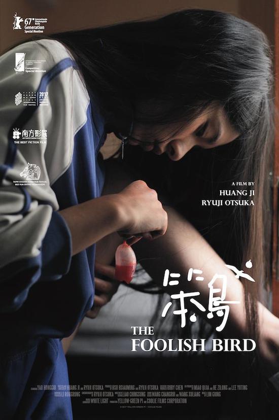 黄骥《笨鸟》,2017年,图片由北京库里影视制作有限公司提供
