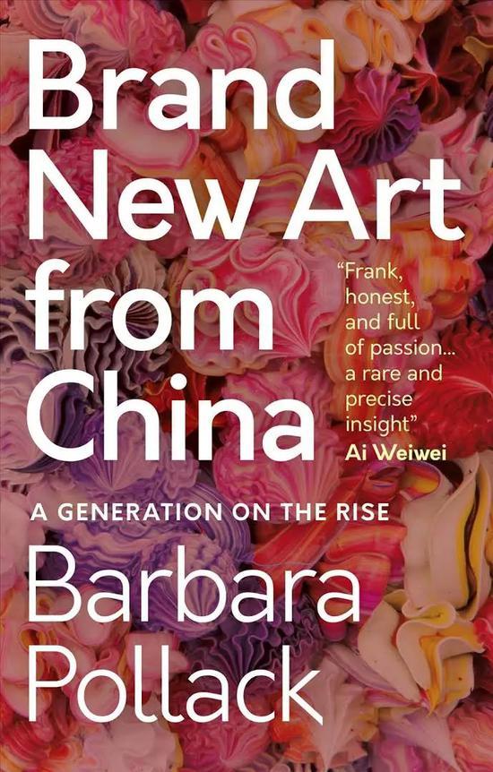 芭芭拉·波洛克《来自中国的新艺术,冉冉升起中的一代》,图片由作者提供