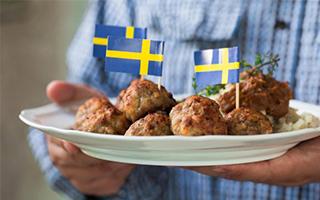 """在瑞典留学的""""吃货历程"""""""