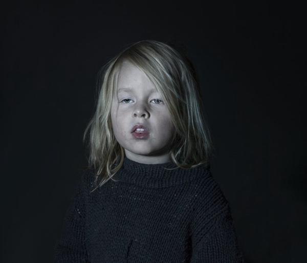 Donna Stevens:电视机前的孩子