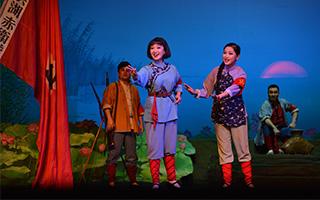 红色歌剧《洪湖赤卫队》国庆亮相国家大剧院