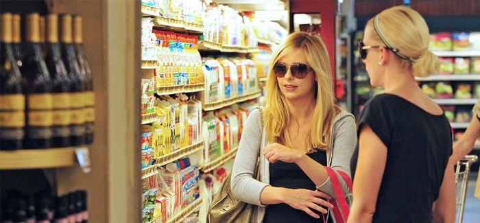 """法国超市里的""""甜蜜陷阱"""""""