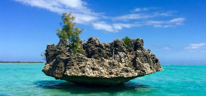 """毛里求斯 它不是""""一个""""岛"""