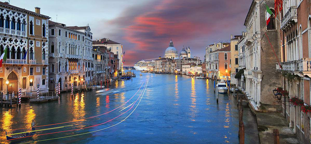 """跟着这些电影""""游遍""""威尼斯"""