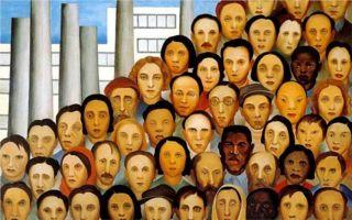 浅析当代中国现实主义美术创作的定性