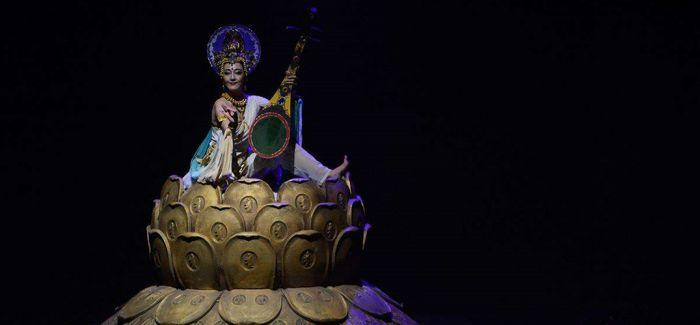果洛州非遗文化和旅游展示周活动上海启幕