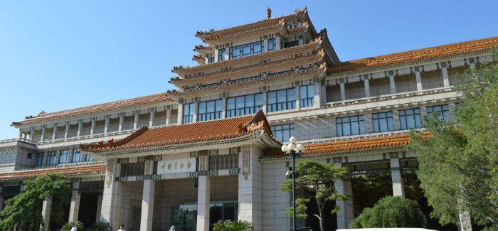 克罗德·阿巴吉造访中国美术馆