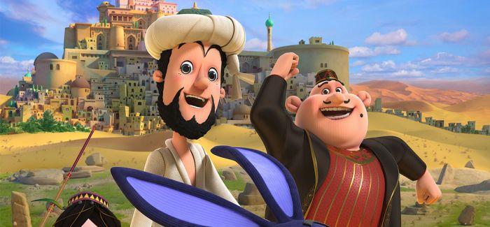 3D动画电影《阿凡提之奇缘历险》10月登上银幕
