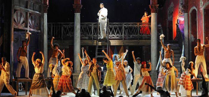 西语音乐剧《卡门·古巴》12月登陆上海