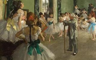 专门绘舞者的画家——埃德加·德加