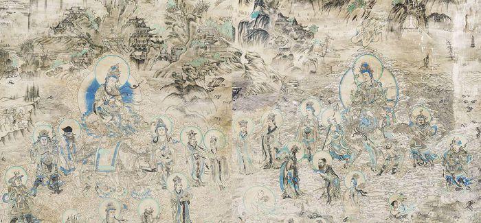 """敦煌壁画古乐器复原展 引民众""""互动""""体验"""