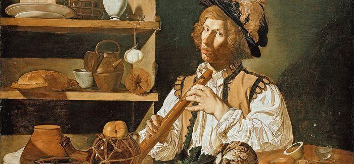 巴黎展出卡拉瓦乔在罗马创作的十幅画作