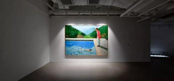 估价8000万美元 大卫‧霍克尼代表作上拍纽约佳士得
