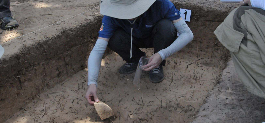 上博考古队赴斯里兰卡考古发掘取得阶段性成果