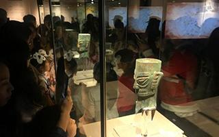 西南地区青铜重器展在三峡博物馆开展