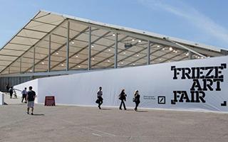 Frieze London 和 Frieze Masters 艺博会即将揭幕
