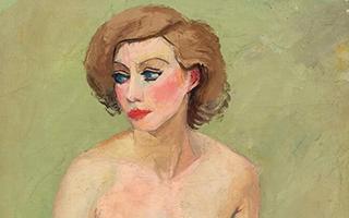 活跃于欧洲画坛的女画家——潘玉良