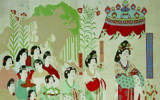 壁画修复 唤醒千年神采