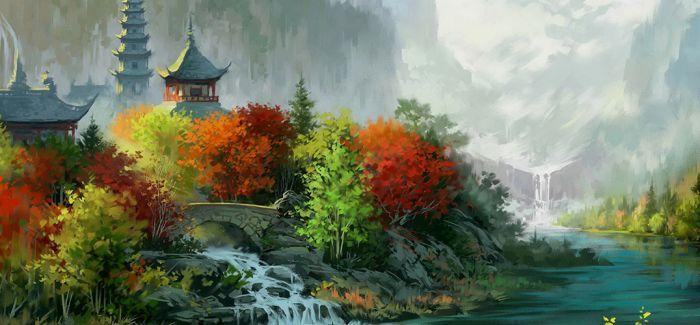 深秋美景如约而至 十一长假迎出游高峰