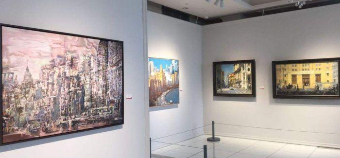 上海久事美术馆开馆 展示上海外滩百年历史变迁