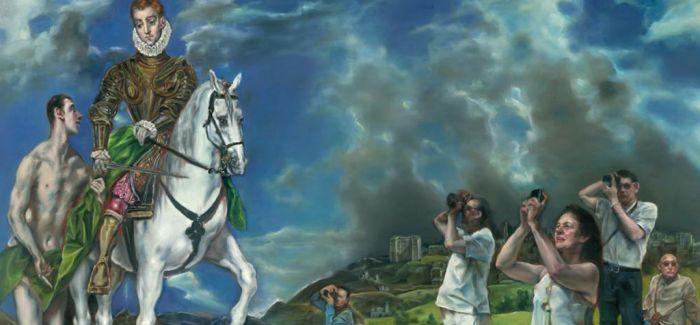 庞茂琨作品展 回到古典主义原点