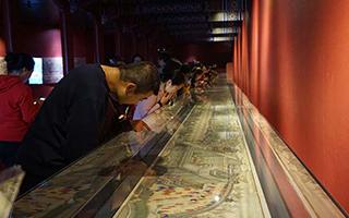 故宫博物院七项展览亮相山西太原