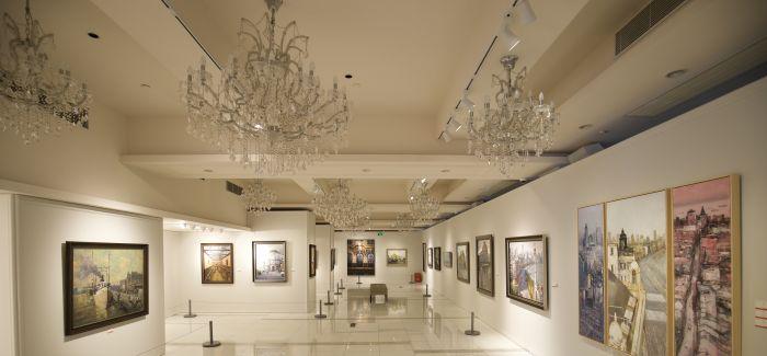 走进上海久事外滩美术馆 感悟经典海派文化