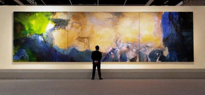 香港苏富比当代艺术品备受亚洲藏家关注