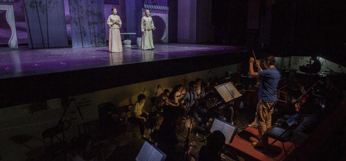 音乐剧《杨月楼》将在北京天桥艺术中心首演