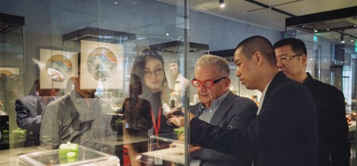 国际古董大咖朱塞佩·埃斯卡纳齐现身宝库