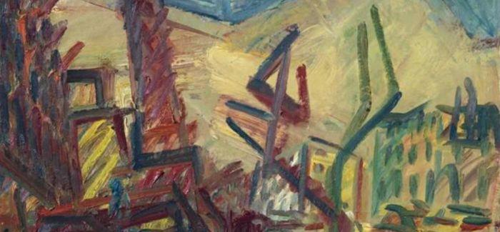 李希特《骷髅》将领衔伦敦战后及当代艺术拍卖