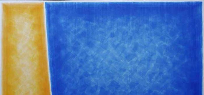 """""""境象主义""""桑火尧个展 意象与抽象之间的水墨新境"""
