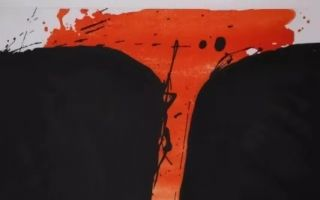 西班牙当代抽象艺术家 Alfons Borrell