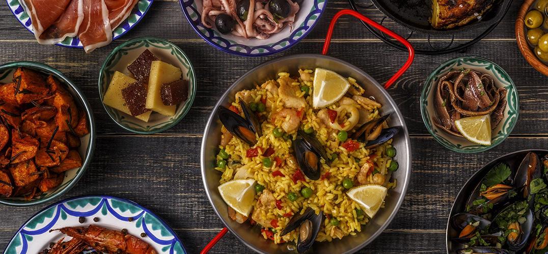 让人无法抗拒的西班牙美食