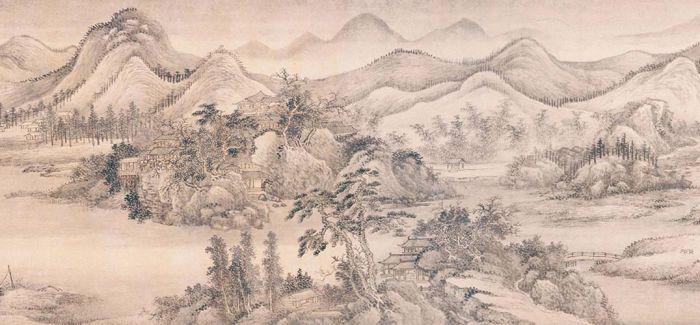 """300年后 """"四王""""的绘画价值"""