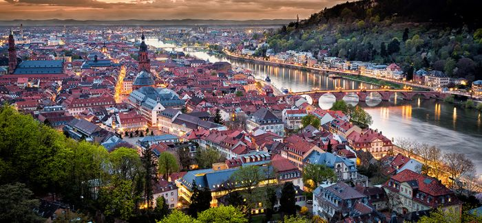德国:大城辉煌 小城文艺