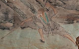 壁画中的《西游记》