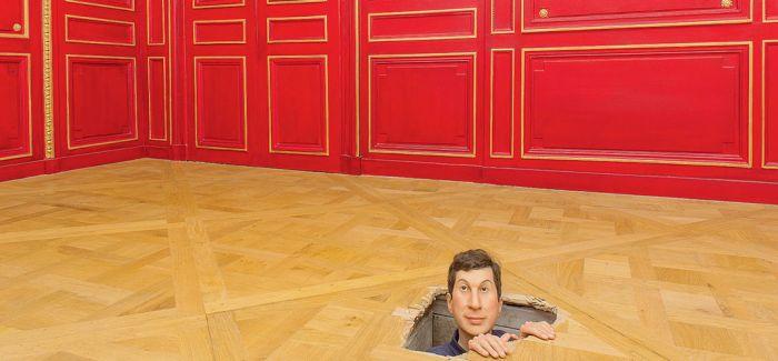 上海余德耀美术馆:莫里吉奥·卡特兰在此